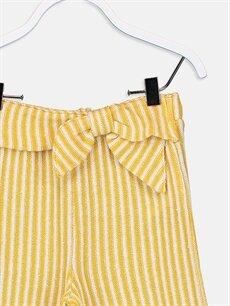 Kız Bebek Kız Bebek Çizgili Pantolon