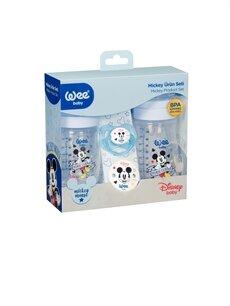 Mavi Wee Baby Erkek Bebek Disney Baskılı Ürün Seti 9SY435Z1 LC Waikiki