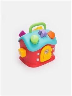 %100 Plastik Oyuncak Kız Bebek Puzzle Oyuncak