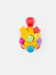 %100 Plastik  Kız Bebek Puzzle Oyuncak