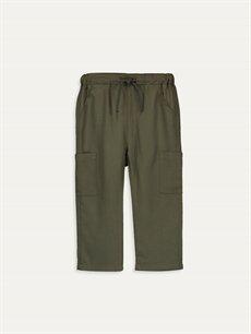 Haki Erkek Bebek Harem Pantolon 9SC050Z1 LC Waikiki