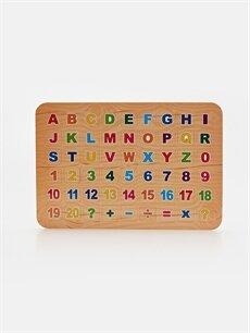 %100 ETİLEN VİNİL ASETAT (EVA)  Kız Bebek Eğitici Oyuncak