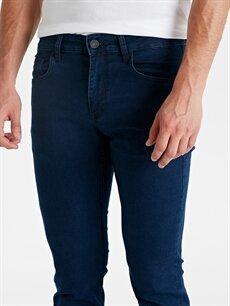 %80 Pamuk %18 Polyester %2 Elastan 750 Slim Fit Jean Pantolon