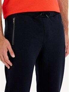 %65 Pamuk %35 Polyester Slim Fit Spor Pantolon