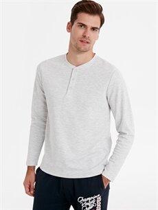 %52 Pamuk %48 Polyester Standart İç Giyim Üst Standart Kalıp Fanila