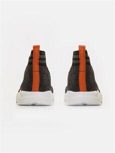 %0 Tekstil malzemeleri ( %100 polyester) Erkek Aktif Spor Ayakkabı