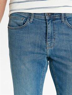 %99 Pamuk %1 Elastan 779 Regular Fit Jean Pantolon