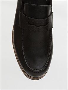 LC Waikiki Siyah Erkek Loafer Ayakkabı
