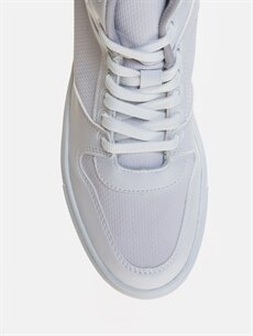 LC Waikiki Beyaz Erkek Bilek Boy Spor Ayakkabı