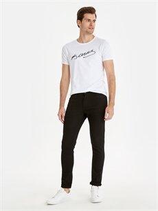 Siyah 760 Skinny Fit Jean Pantolon 9WQ191Z8 LC Waikiki