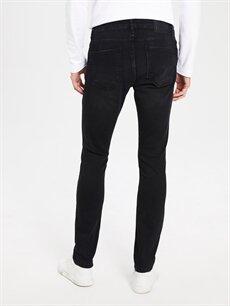 %77 Pamuk %20 Polyester %3 Elastan 760 Skinny Fit Jean Pantolon