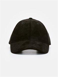 %100 Polyester %100 Polyester  Süet Görünümlü Şapka