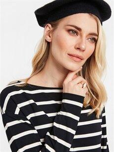 Kadın Ressam Şapka