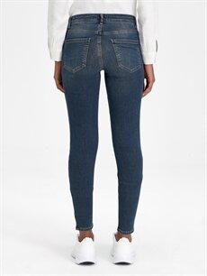 Kadın Skinny Jean Pantolon