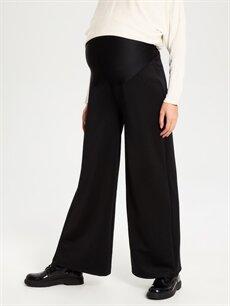 Kadın Geniş Paça Hamile Pantolon