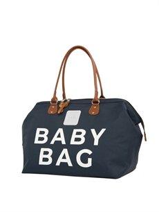 Bagmori Lacivert Kadın Anne Bebek Çantası