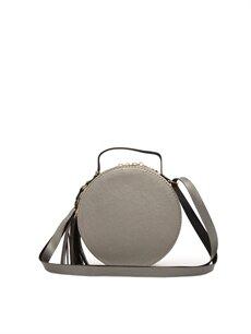 Bagmori Gri Kadın Askılı Çanta