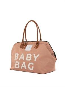 Bagmori Pembe Kadın Anne Bebek Çantası