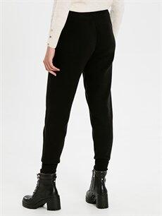 Kadın Triko Jogger Pantolon
