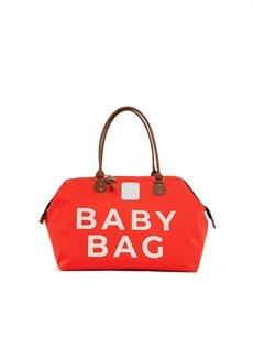 Pembe Bagmori Baby Bag Baskılı Bebek Bakım Çantası 9WB965Z8 LC Waikiki