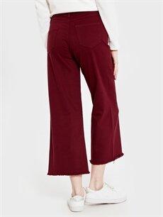 Kadın Allday Bilek Boy Kısa Paça Pantolon