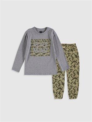Erkek Çocuk Tişört ve Pantolon - LC WAIKIKI