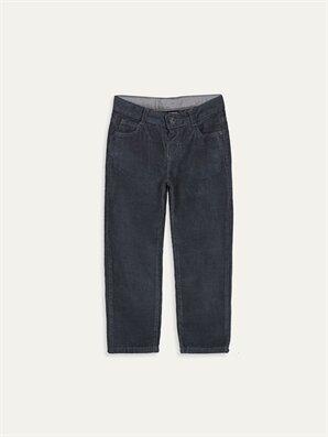 Erkek Çocuk Kadife Pantolon - LC WAIKIKI