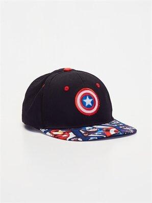 Erkek Çocuk Avengers Hip Hop Şapka - LC WAIKIKI
