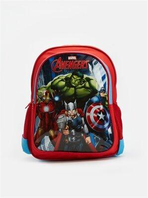 Erkek Çocuk Avengers Sırt Çantası - LC WAIKIKI