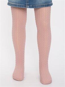Kız Çocuk Kız Çocuk Külotlu Çorap 2'li