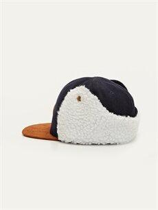 Erkek Çocuk Erkek Çocuk Kulaklı Şapka