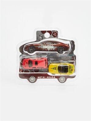 Erkek Çocuk Oyuncak Araba 2'li - LC WAIKIKI