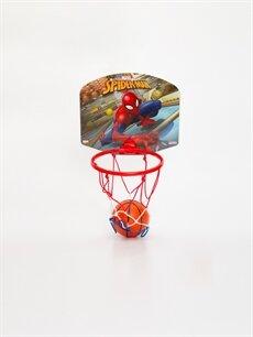 Çok Renkli Erkek Çocuk Spiderman Oyuncak Pota Takımı        9W7268Z4 LC Waikiki