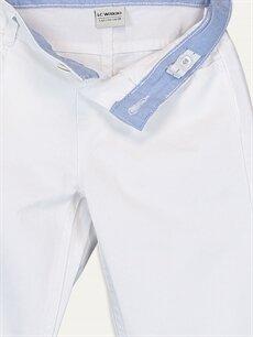 Erkek Çocuk Erkek Çocuk Pamuklu Pantolon