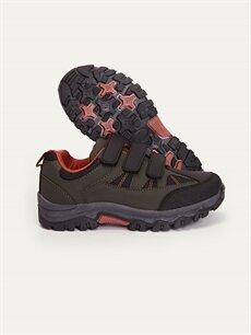 Erkek Çocuk Erkek Çocuk Cırt Cırtlı Trekking Ayakkabı