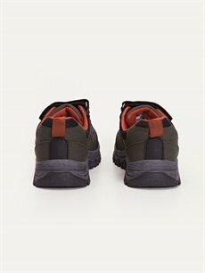 Erkek Çocuk Cırt Cırtlı Trekking Ayakkabı