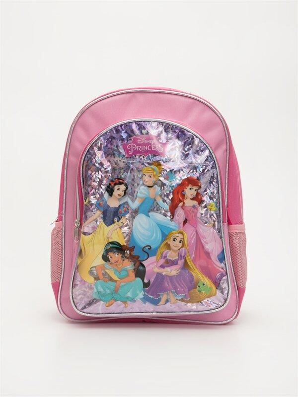 Kız Çocuk Disney Prenses Baskılı Sırt Çantası - LC WAIKIKI