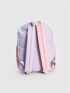 %100 Polyester %100 Polyester  Kız Çocuk Sırt Çantası