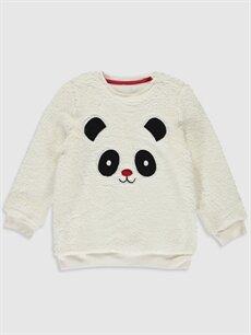 Kız Çocuk Kız Çocuk Pelüş Pijama Takımı