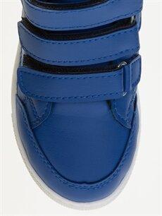 LC Waikiki Mavi Erkek Çocuk Bilekli Günlük Spor Ayakkabı