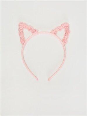 Kız Çocuk Çiçekli Kedi Taç - LC WAIKIKI