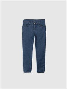 İndigo Erkek Çocuk Super Skinny Jean Pantolon 9WS373Z4 LC Waikiki