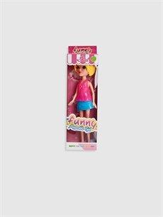 Çok Renkli Kız Çocuk Oyuncak Bebek 9WU411Z4 LC Waikiki