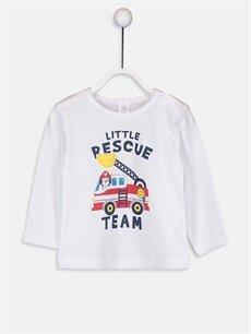 Erkek Bebek Erkek Bebek Pijama Takımı 3'lü