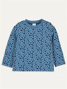 Erkek Bebek Pamuklu Tişört 2'li