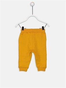 %95 Pamuk %5 Elastan  Erkek Bebek Jogger Pantolon