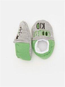 Tekstil malzemeleri Tekstil malzemeleri  Erkek Bebek İlk Adım Ayakkabısı