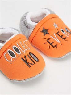 LC Waikiki Turuncu Erkek Bebek İlk Adım Ayakkabısı