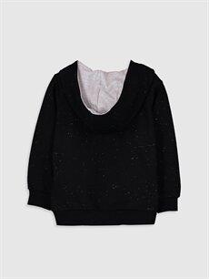 %85 Pamuk %15 Polyester  Erkek Bebek Star Wars Baskılı Sweatshirt
