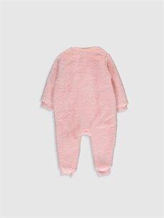 %100 Polyester %100 Pamuk Standart Tulum Kız Bebek Pelüş Tulum